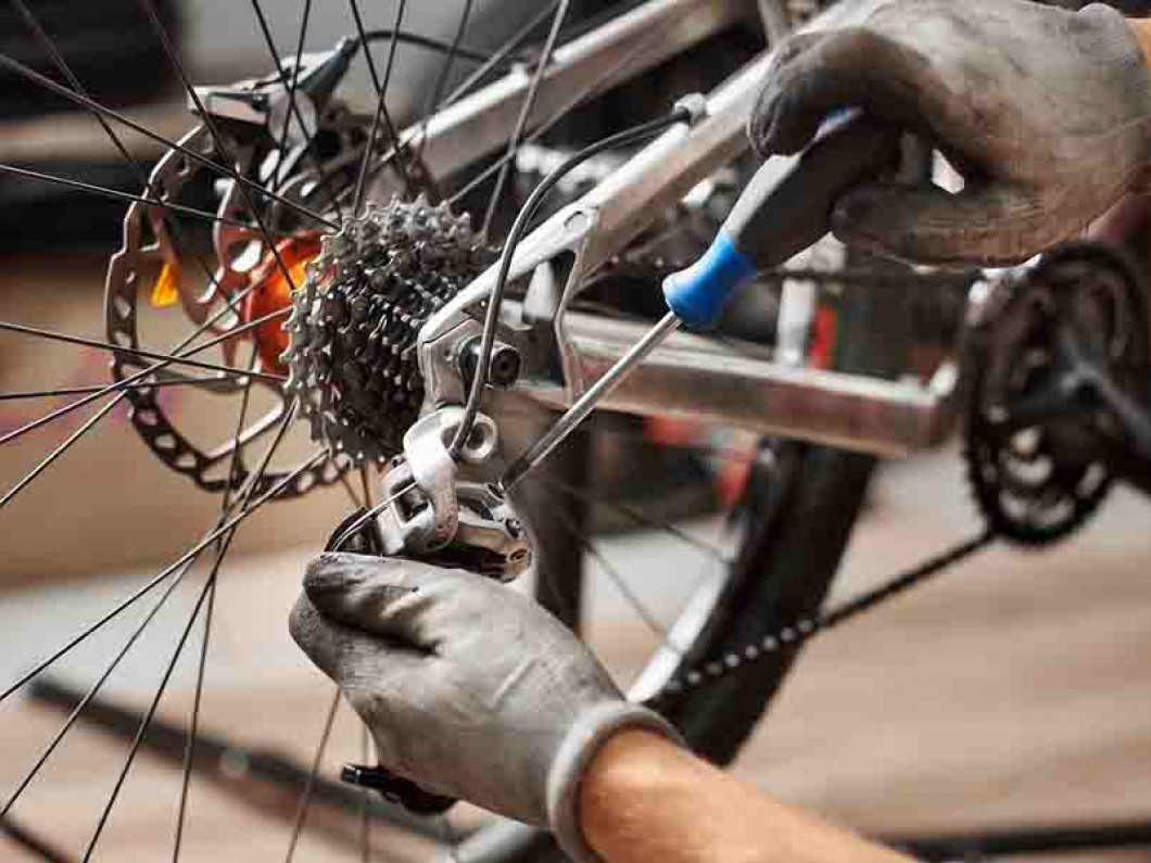 What type of bike repairs can we do for you?